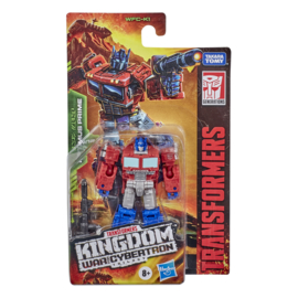 Hasbro WFC Kingdom Core Optimus Prime