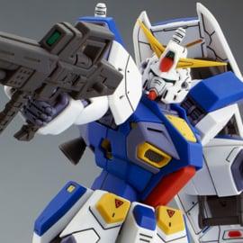 P-Bandai: 1/100 MG Gundam F90