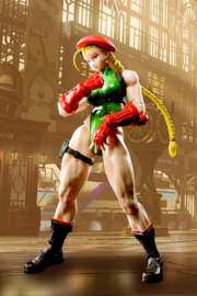 Street Fighter 5 S.H. Figuarts Action Figure Cammy