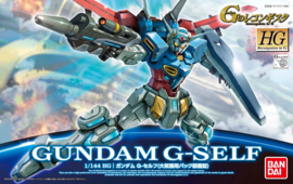 1/144 HG Gundam G-self With Atmospheric Pack