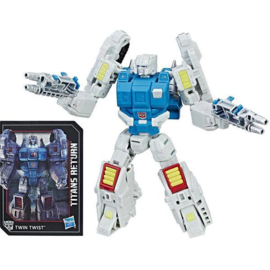 Titans Return Deluxe Twintwist (Asia release)