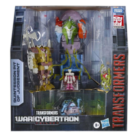 Hasbro WFC Quintesson Pit of Judgement - Pre order