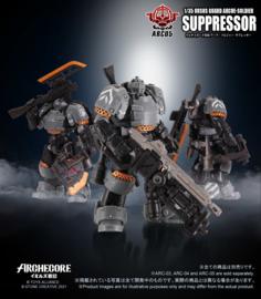 Archecore ARC-05 Ursus Guard Arche-Soldier Suppressor - Pre order 