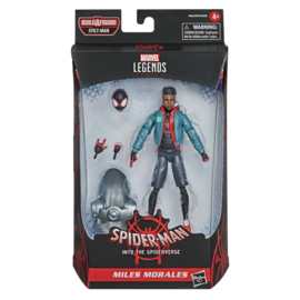 Marvel Legends Series Spider-Man: Into the Spider-Verse Miles Morales Figure - Pre order