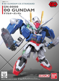 SD Ex-Std: GN-0000 00 Gundam