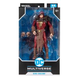 McFarlane Toys DC Multiverse AF King Shazam! (The infected)