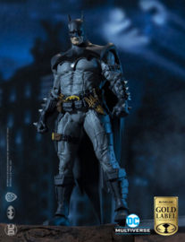 DC Multiverse AF Batman Designed by Todd McFarlane Gold Label Collection