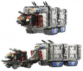 Diaclone DA-79 Battle Convoy V-Shadow - Pre order