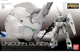 1/144 RG Gundam Unicorn Limited Package Edition