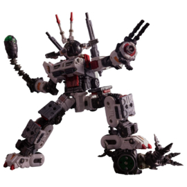 Takara Tomy Mall Exlusives Diaclone DA-37 Strike Buffalo Moon