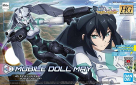 1/144 HGBD HER-SELF Mobile Doll May