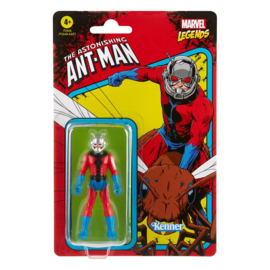 Marvel Legends Recollect Retro The Astonishing Ant-Man