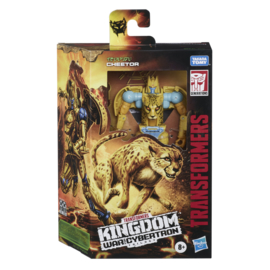 Hasbro WFC Kingdom Deluxe Cheetor