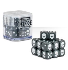 Citadel Dice Cube Grey