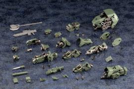 Hexa Gear Plastic Model Kit 1/24 Bulkarm Jungle Type