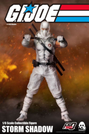 G.I. Joe Threezero Action Figure 1/6 Storm Shadow - Pre order