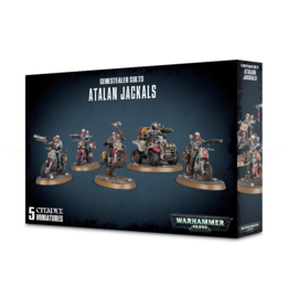 Genestealer Cults Atlan Jackals