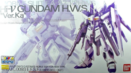 1/100 MG Hi-Nu Gundam H.W.S. Ver. Ka [Mechanical Clear]