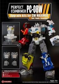 Perfect Effect PC-08W Upgrade set Maximus