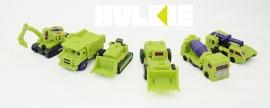 DX9 War in Pocket X07-X12 Hulkie