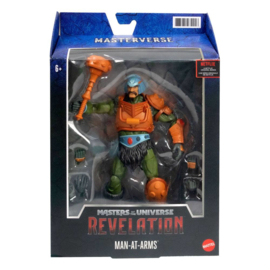 Masters of the Universe: Revelation Masterverse Man-At-Arms