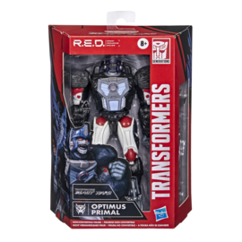 Hasbro Transformers R.E.D. Reformatting Optimus Primal