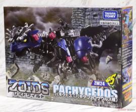 Takara Zoids WIld ZW-24 Pachycedos (M)