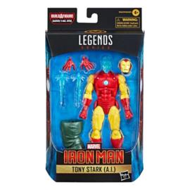 Marvel Legends AF Tony Stark [BAF Mr. Hyde] - Pre order