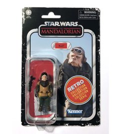 Star Wars Retro Collection AF Kuiil [The Mandalorian]