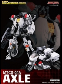 Maketoys MTCS-04A Axle