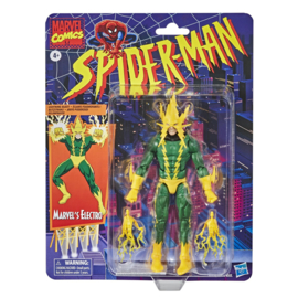 Marvel Legends Spider-Man Retro Series Electro