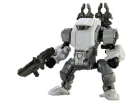 Diaclone Reboot DA-09 Powered Suit System Type D