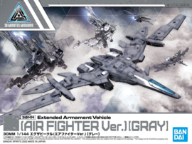 1/144 30MM Extended Armament Vehicle (Air Fighter Ver.) [Gray]
