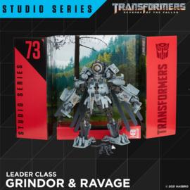 Hasbro Studio Series SS-73 Grinder & Ravage - Pre order