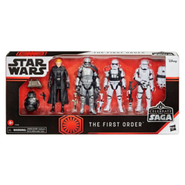 Star Wars Celebrate the Saga Action Figures 5-Pack The First Order