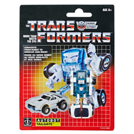 Exclusive Transformers G1 Legion Tailgate