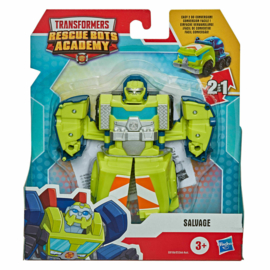 Transformers Rescue Bots Academy Rescan Salvage