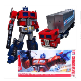 Hasbro Platinum Edition Hybrid Style THS-02 G1 Optimus Prime