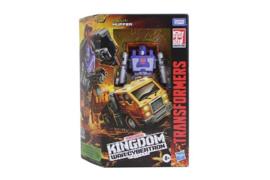 Hasbro WFC Kingdom Deluxe Huffer - Pre order