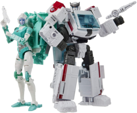 Hasbro WFC Galactic Odyssey Collection Paradron Medics 2-Pack