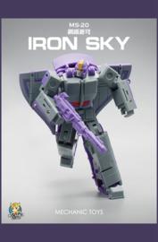 Mechfanstoys MS-20 Iron Sky - Pre order