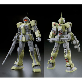 P-Bandai: 1/144 HG E.F.S.F. Mass-Produced GM Sniper Custom