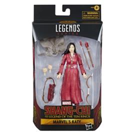 Marvel Legends Shang Chi Katy