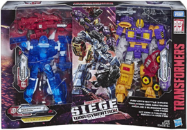 Hasbro WFC Fan Vote Aragon 3-pack