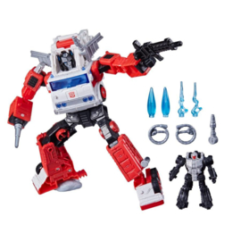 Hasbro Generations Selects WFC-GS26 Voyager Artfire and Nightstick - Pre order