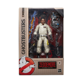 Ghostbusters 6″ Plasma Series Zeddemore - Pre order