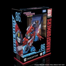 Hasbro Studio Series 86-11 Deluxe Perceptor - Pre order