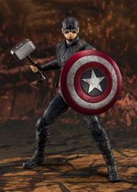 Avengers: Endgame S.H. Figuarts Action Figure Captain America (Final Battle) - Pre order