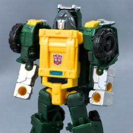 Titans Return Wave 4 Legends Brawn