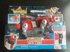 Voltron Classic Red Lion Combinable Action Figure